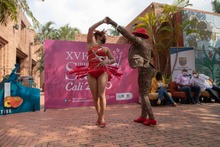 Imagen 5 festival de la salsa 2020