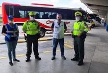 Acompañamiento de la Policía