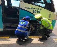 Inspección de vehículos